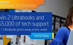 Intel giving away 1 Ultrabook every week