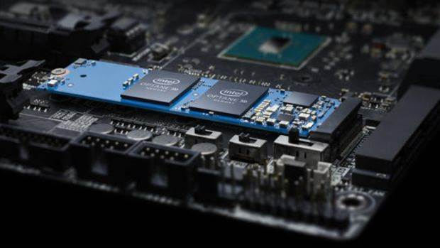 Intel's Optane aims to give hard drives the speed of SSDs