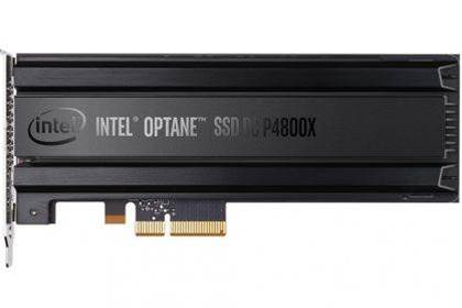 Intel announces first 3D XPoint-powered Octane SSD