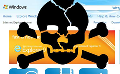Stop using dangerous IE, web users warned