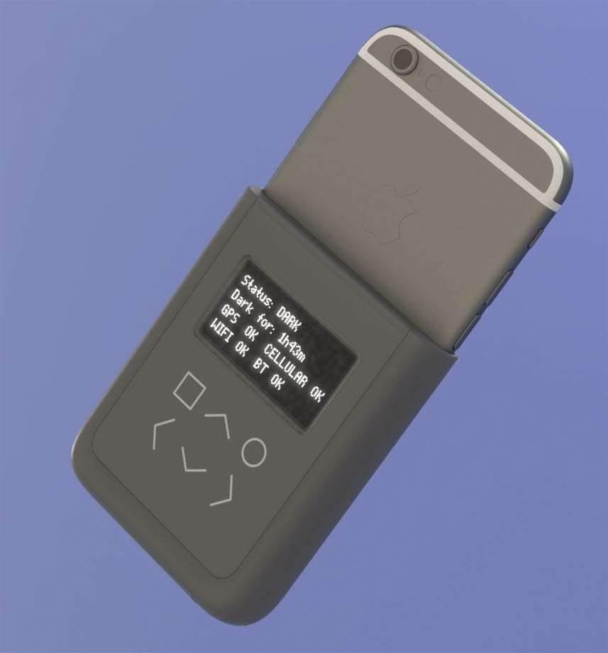 Snowden working on smartphone anti-surveillance device