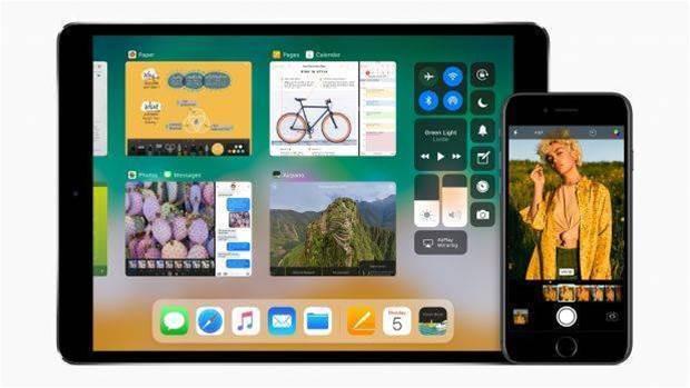 Apple releases iOS 11 beta 5