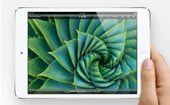 New iPad mini set for third quarter