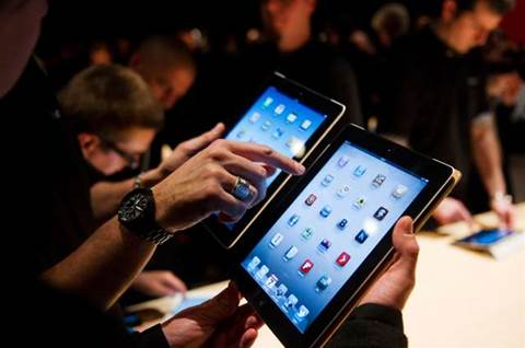 Five ways you can use a tablet in your business