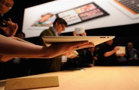 Apple stays cool over hot iPad issue