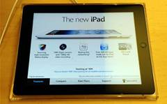 3rd generation iPad marked down by up to $90