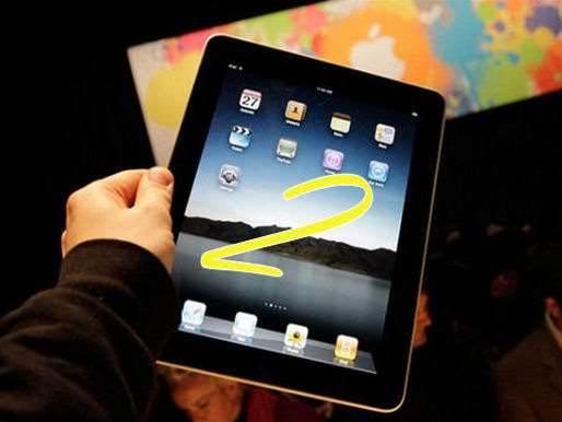 Report: Apple iPad 2 coming next week