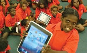 Northern Territory schools get wi-fi, iPads