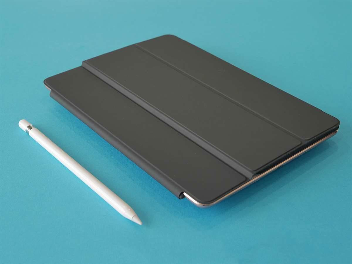 Apple's next iPad cover could have its own multifunction touchscreen