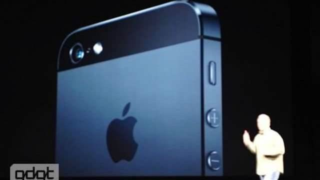 Apple's iPhone 5 arrives