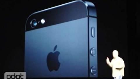 Apple's iPhone 5 arrives