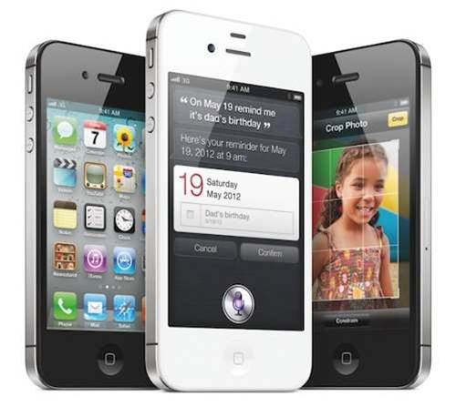 It's not the iPhone 5...it's the iPhone 4S