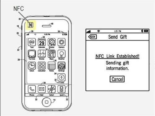how to use nfc on iphone 5