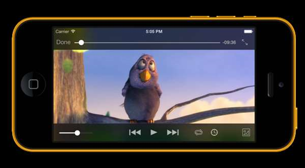 VLC for iOS 2.2 gets a new look