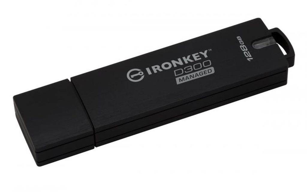 One Minute Review: Kingston Ironkey D300