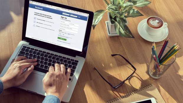 Is Facebook the new LinkedIn?