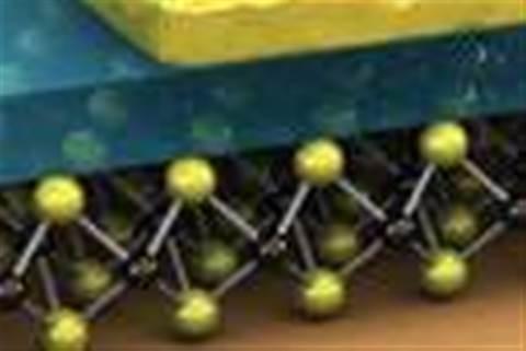 Molybdenite shapes as super silicon successor