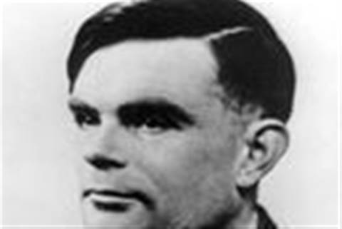 Turing papers saved for Bletchley Park