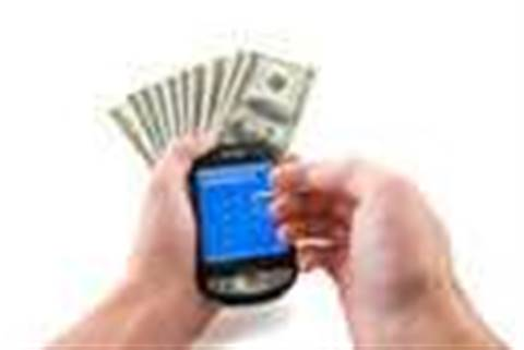 Secondhand smartphones sold with bank details