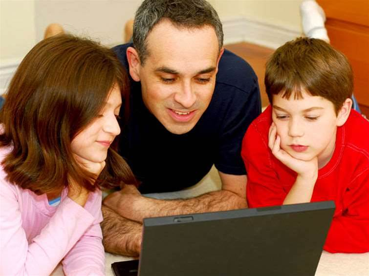 Too much screen time bad for children's mental health
