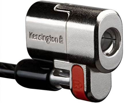 Kensington redesigns laptop locks for simpler use