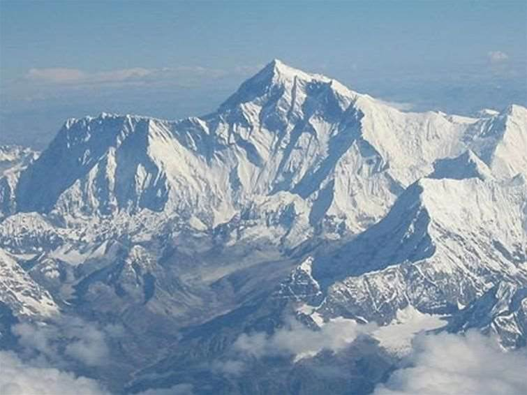 "3G hits Everest: ""Hello - I'm on top of the world"""
