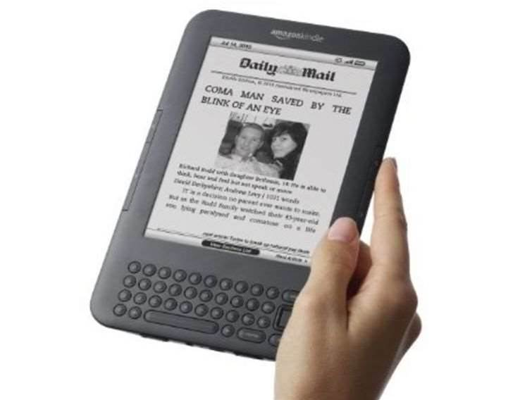 eBook reader growth threatened by tablets