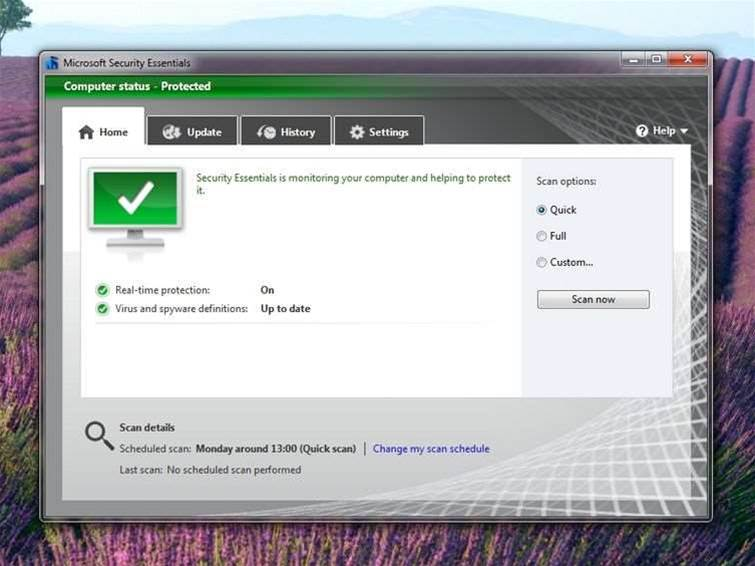 Microsoft sneaks out Security Essentials 2.0