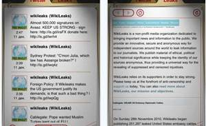 Apple pulls Wikileaks app