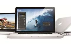 MacBook Pro debuts Intel Thunderbolt