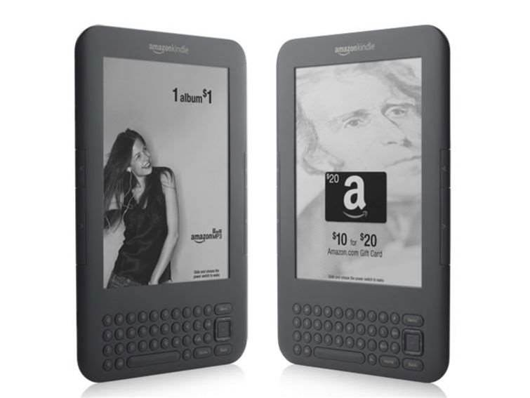 Amazon unveils cheapest Kindle yet (with ads)