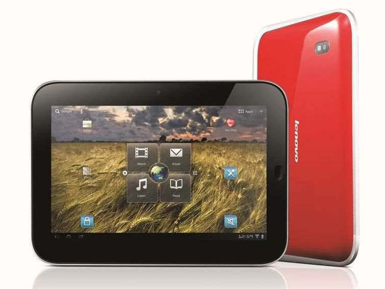 Lenovo unveils Android tablets... but Windows can wait