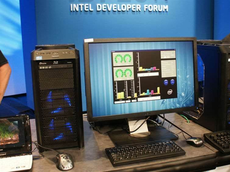 IDF 2011: Intel aims to cut CPU power consumption by 99.7%