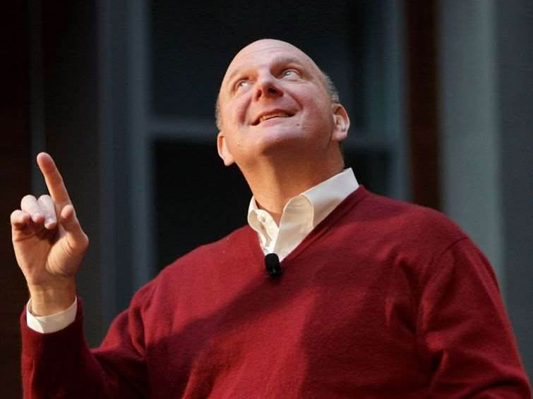 Ballmer plans to retire from Microsoft this year