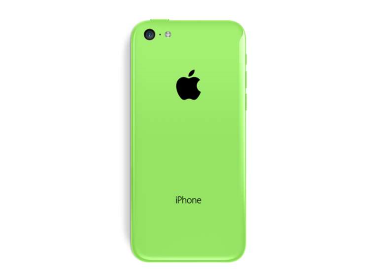 iPhone 5c: colourful but not cheap
