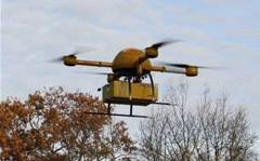 Parcel firm DHL completes drone delivery test
