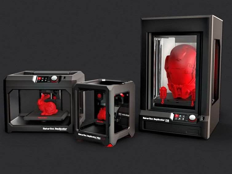 MakerBot extends Replicator line with a mini 3D printer
