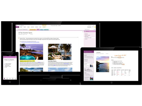 OneNote arrives on Mac, free for all