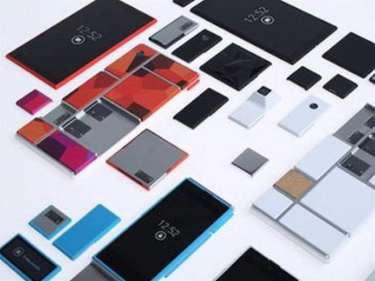 Google's Project Ara coming in January