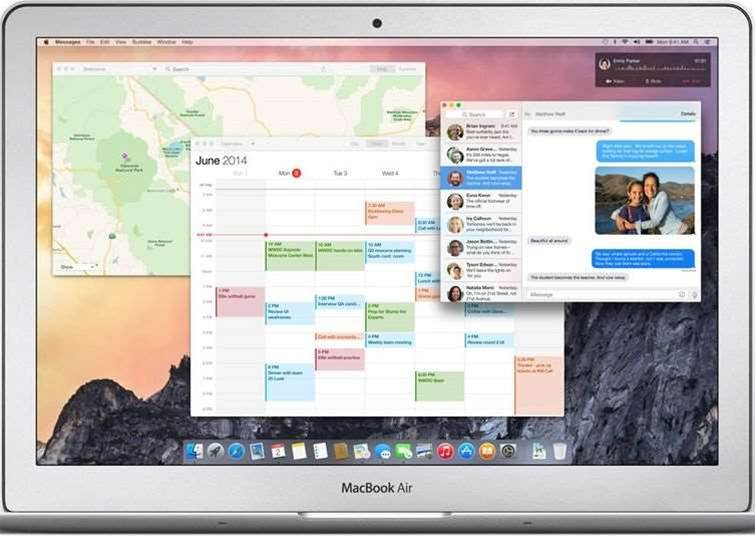 What's new in OS X 10.10?