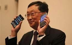 BlackBerry makes phablet play