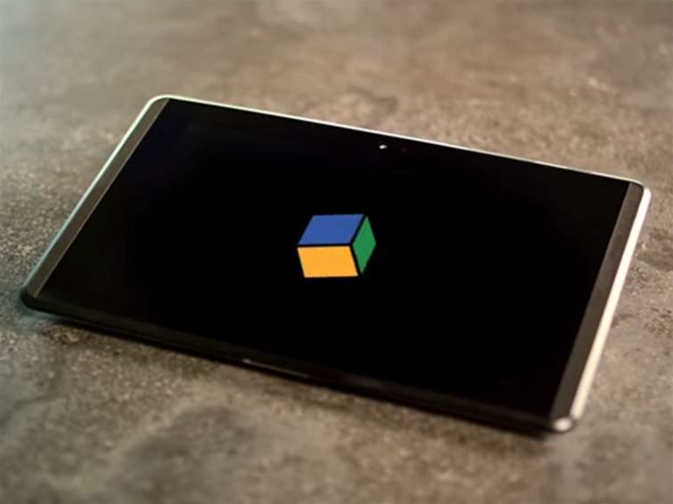 Google's Project Tango 3D tablet to arrive next year