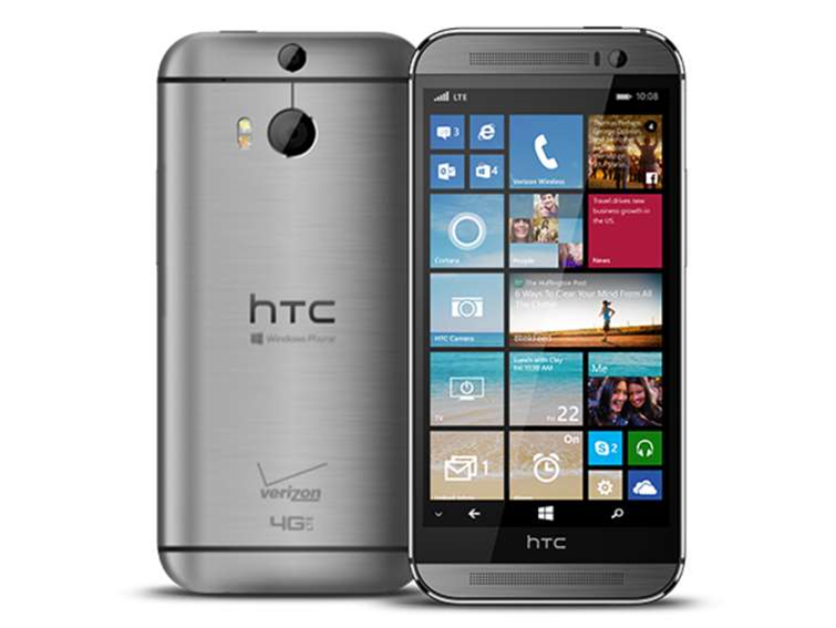 HTC launches One M8 for Windows... only in the US