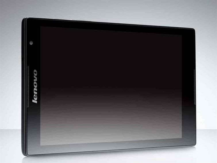 Lenovo goes Intel with TAB S8 Android tablet