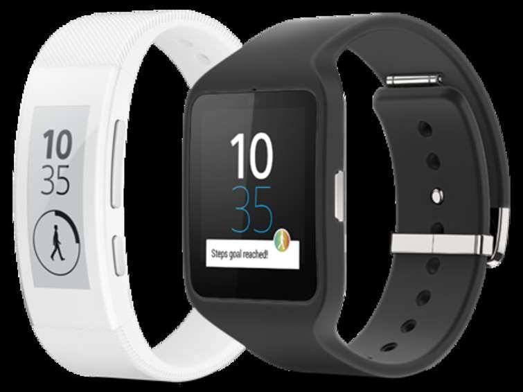 SmartWatch 3 and SmartBand Talk unveiled