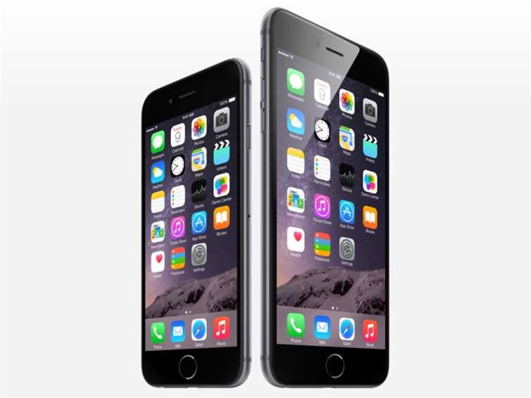 "Apple's had nine complaints over ""bendgate"""