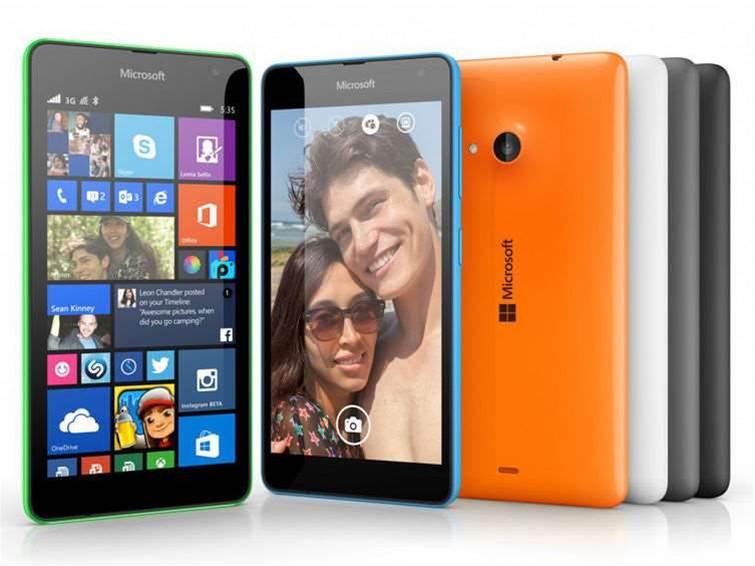 Microsoft Lumia 535 specs and release date announced