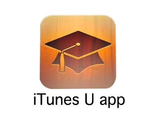 Apple launches iTunes U app