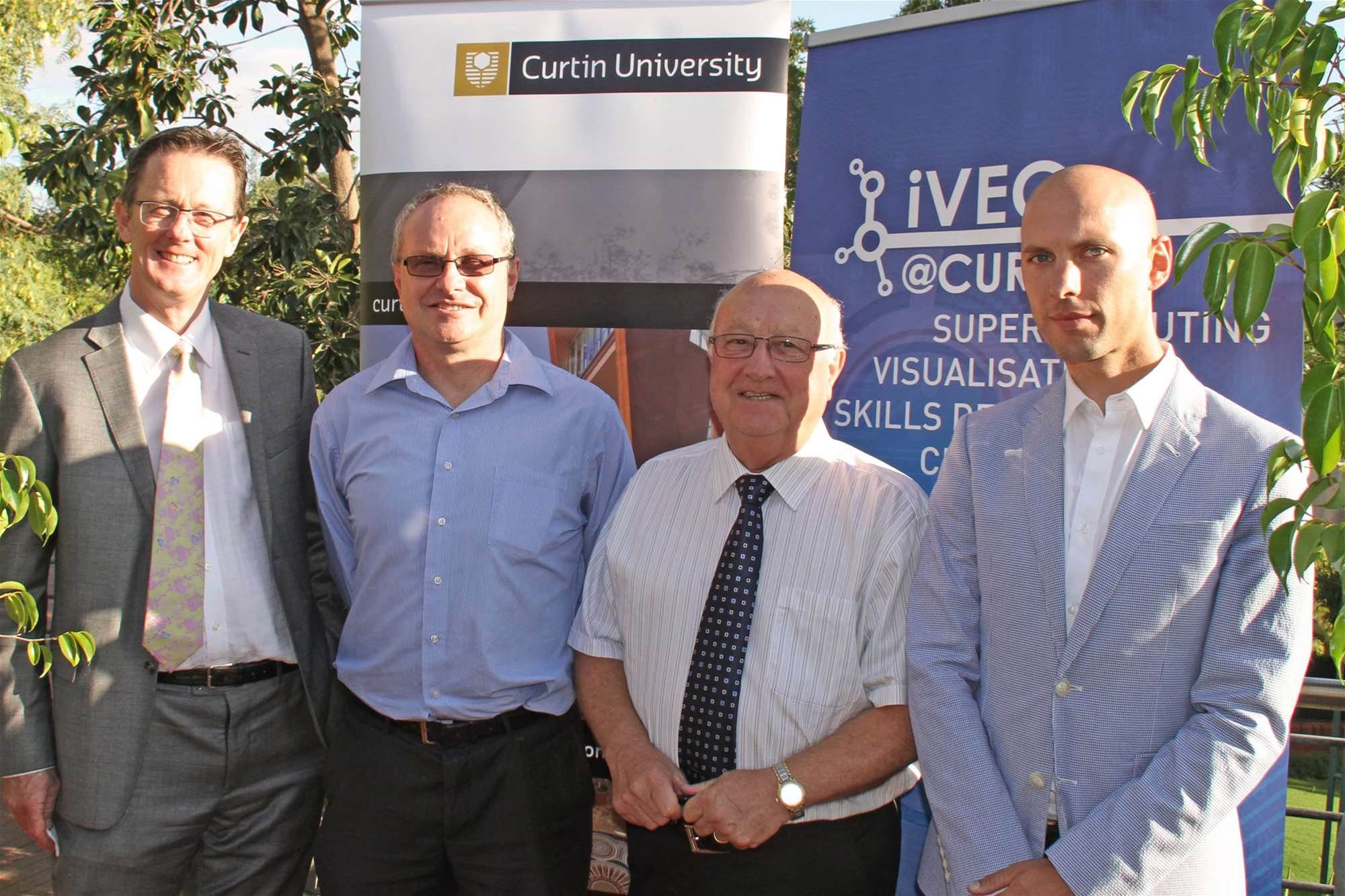 Curtin sets up supercomputing helpdesk