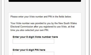 The NSW govt wants to replace its core iVote software